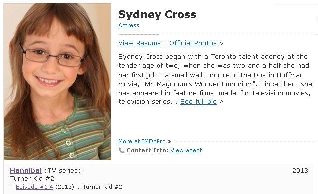 Sydney Cross naked 142