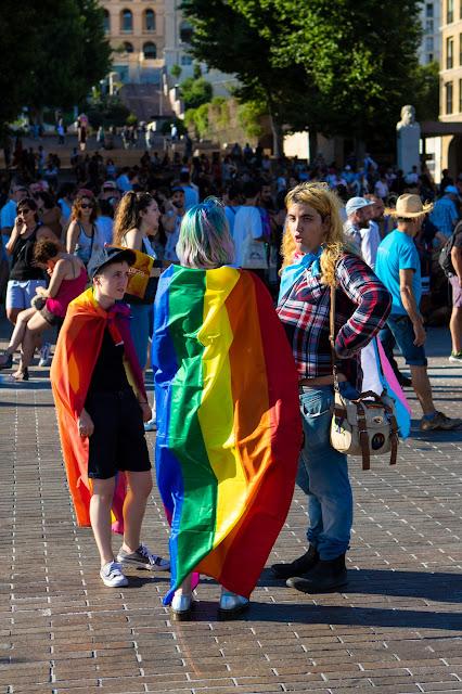 Gay pride, Marsiglia