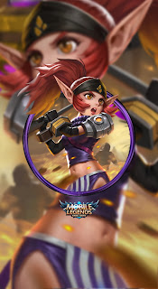 Lolita Soldier in Training Heroes Tank Support of Skins V2