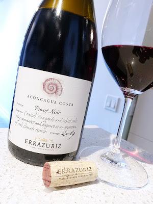 Errázuriz Aconcagua Costa Pinot Noir 2019 (91+ pts)