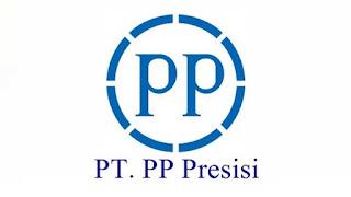 Lowongan Kerja PT PP Presisi 2019