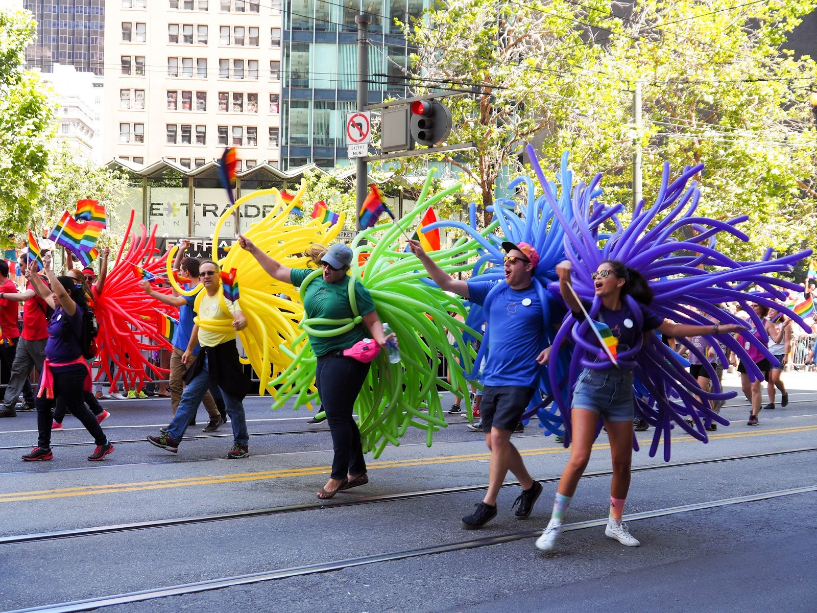 Little Hiccups: San Francisco Pride Parade