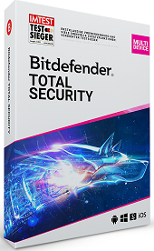 Bitdefender Total Security 2021 - 25.0.14.68