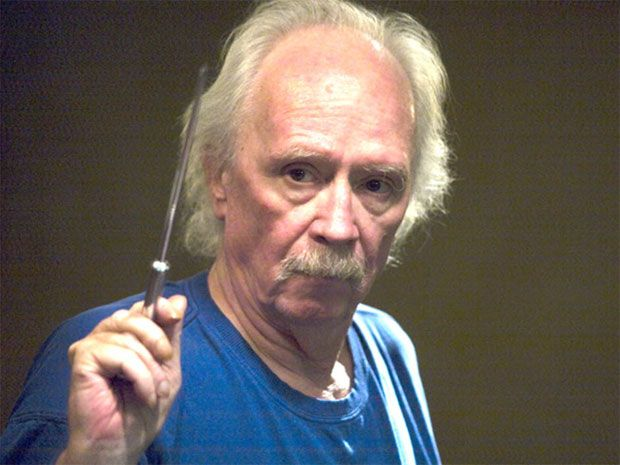 THE ADVENTURES OF JOHN CARPENTER IN THE 21st CENTURY