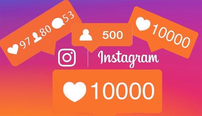 🥇 Generador de Seguidores y Likes para Instagram