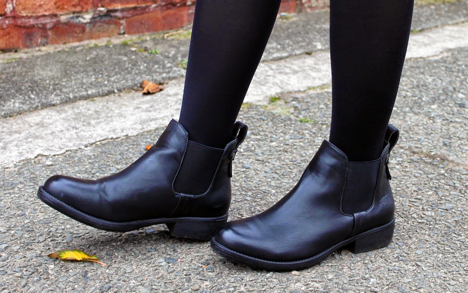 black chelsea boots from rocketdog at get the label review