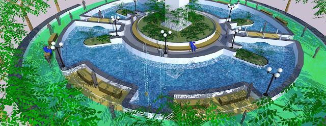 Gambar kolam