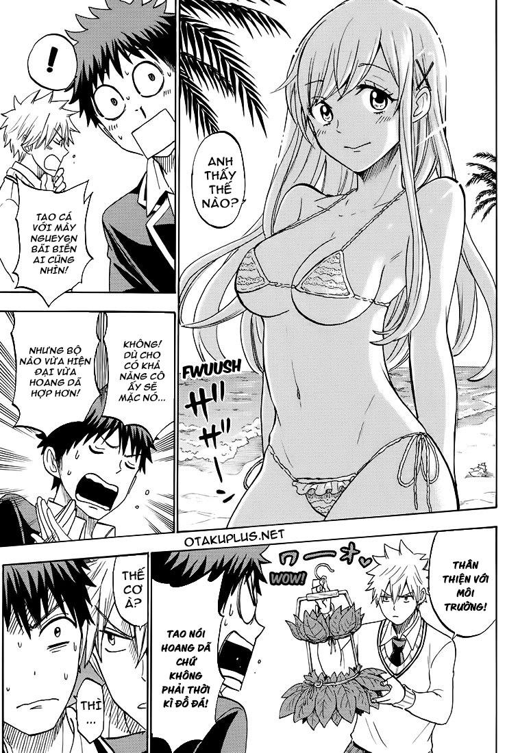 Yamada-kun to 7-nin no majo chap 199 Trang 12 - Mangak.info