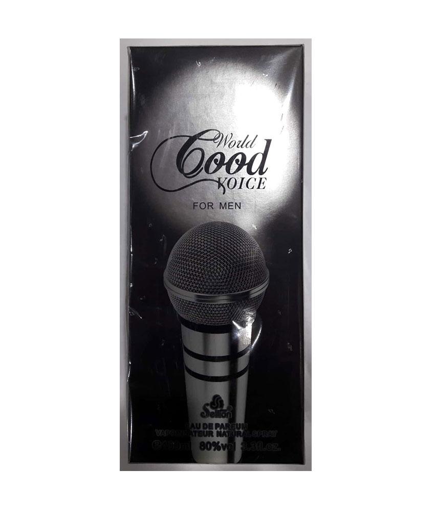 World Good Voice Sellion Perfume For Men 100 ML