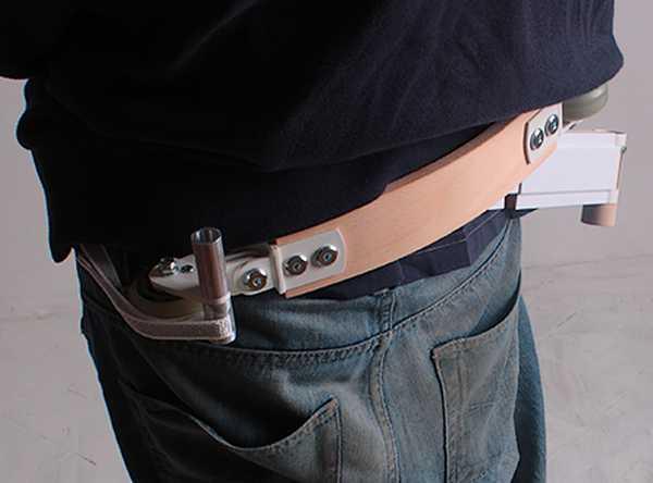 Si votre trottinette vous encombre, faites ceinture