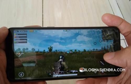 Bermain Game di Hape ASUS ZenFone Max Pro M1
