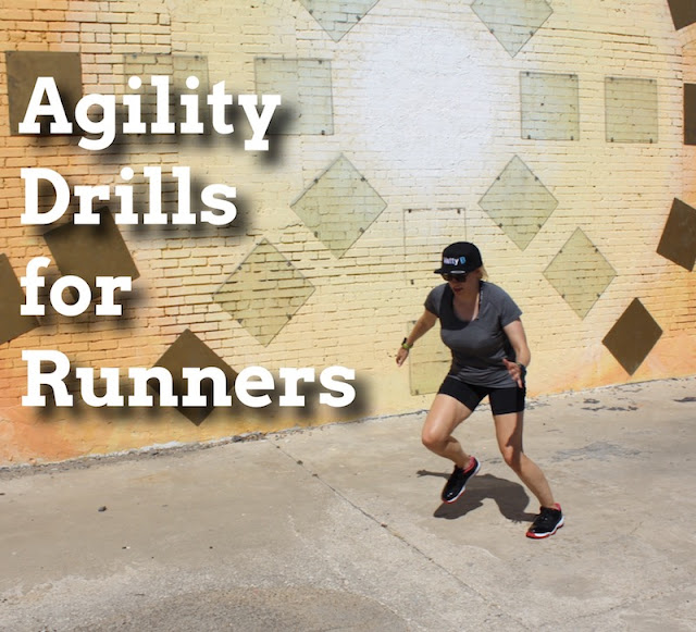 agility drills runners athletes sports athletic speed faster stronger improve speed running racing virtual races marathon training
