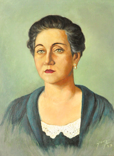 Retrato sin titulo, 1950