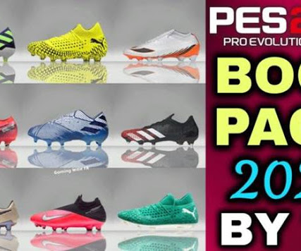PES 2019 New Boot Pack 2020 AIO