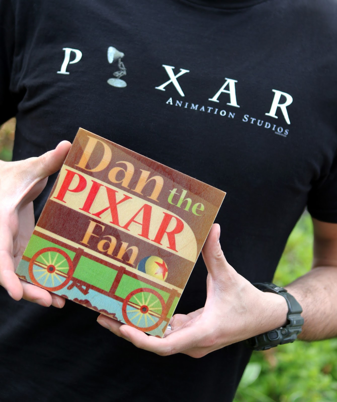 dan the pixar fan