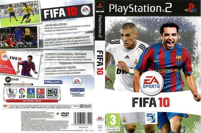 تحميل لعبة فيفا 2010 للكمبيوتر