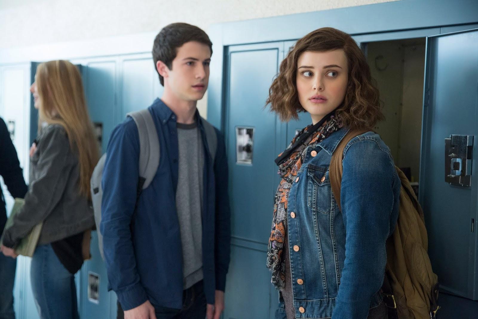 13 Reasons Why, School, Dylan Minnette, Clay Jensen, Katherine Langford, TV Series