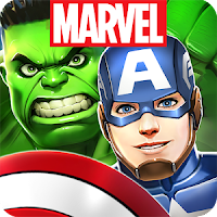 Free Download Game MARVEL Avengers Academy v1.24.1 Mod Apk Terbaru 2018