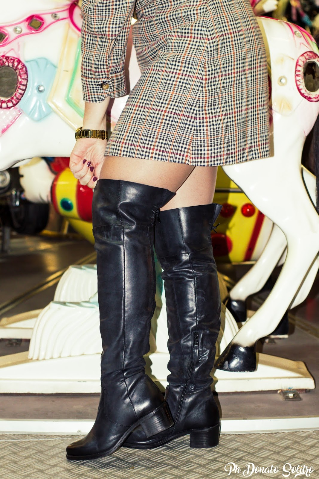Over the Knee boots MJUS
