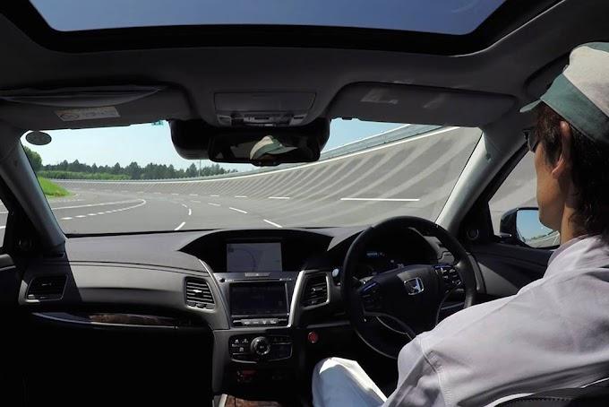 Honda bán xe tự lái cấp độ 3 đầu tiên trên thế giới vào năm 2021