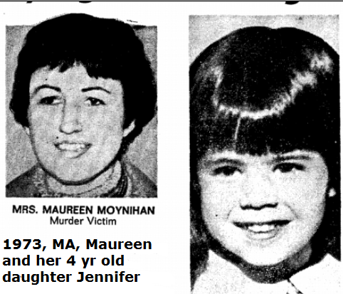NEW ENGLAND COLD CASES: Maureen and Jennifer Moynihan