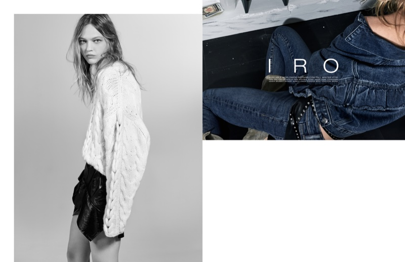 IRO fall-winter 2017 campaign