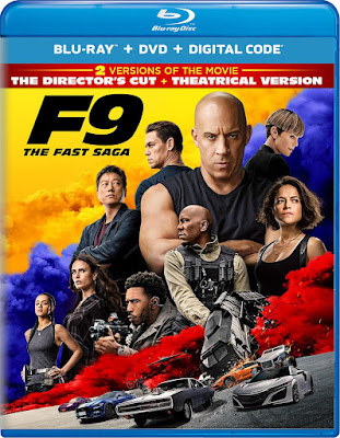 F9 The Fast Saga (2021) DC Dual Audio [Hindi (CAM-Clean) – Eng] Bluray 720p | 480p ESub x264 1.2Gb | 450Mb