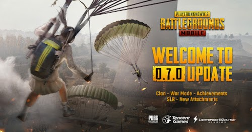 Update Patch 0.7.0 Terbaru PUBG Mobile