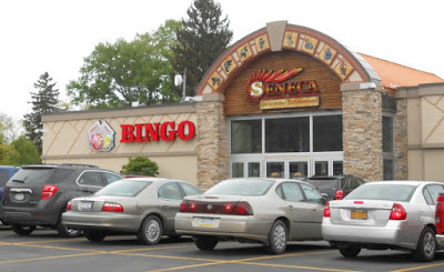 Seneca Gaming & Entertainment in Salamanca New York
