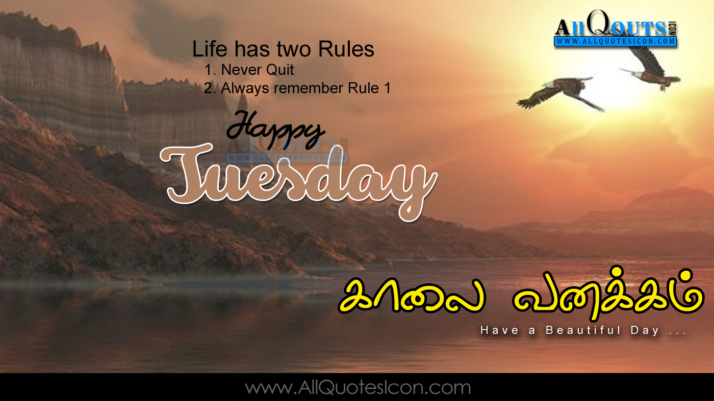 happy tuesday images best tamil good morning quotes