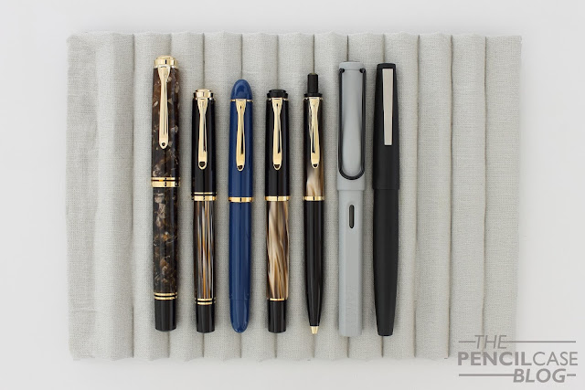 Review: Pelikan Classic M200 Brown Marble fountain pen