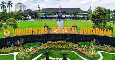UNSOED – Daftar Fakultas dan Program Studi di Universitas Jenderal Soedirman