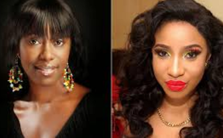 Jounalist Azuka Ogujiuba Releases More Evidence To Backup Tonto Dikeh LIES Over Domestic Violence Claims(Screenshots)