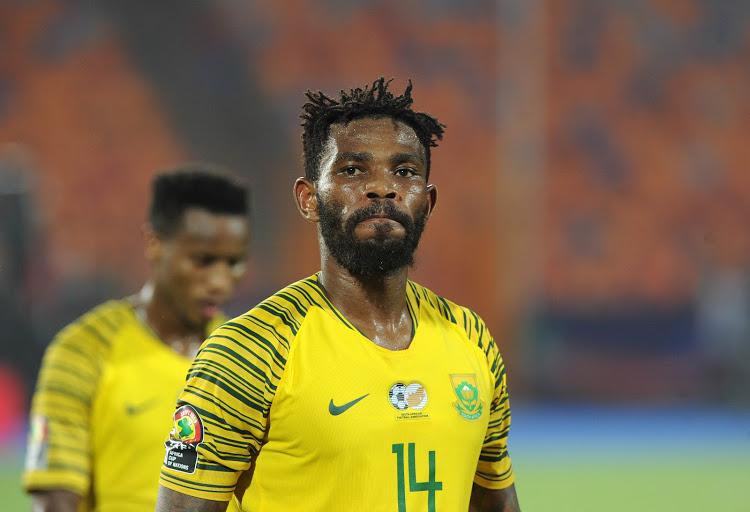 South Africa captain Thulani Hlatshwayo