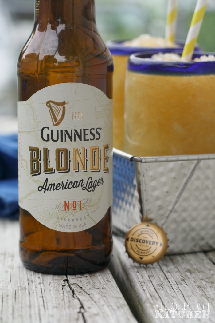 Simple Beer Shandy Slushies