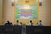 Wabup Aceh Besar Buka Pelatihan Dasar CPNS Formasi Umum TA. 2021