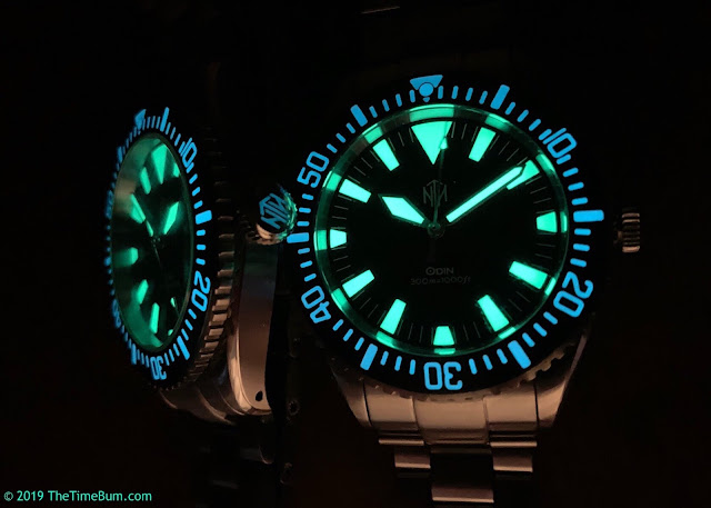 NTH Subs Odin lume