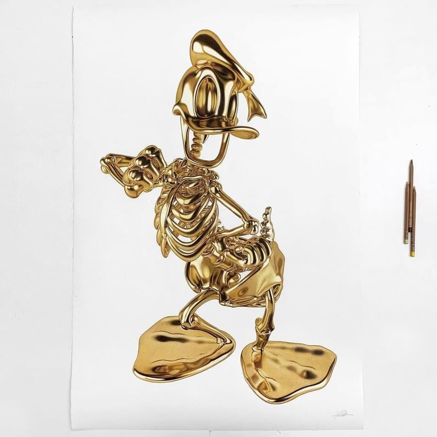 01-Donald-Duck-Alessandro-Paglia-www-designstack-co