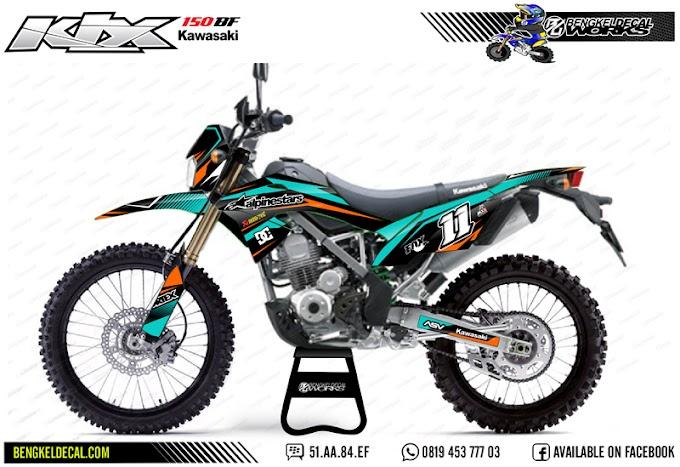 KLX 150 BF - MY001