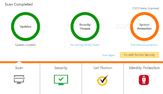 Norton Security Scan: Scan your PC for virus security threats