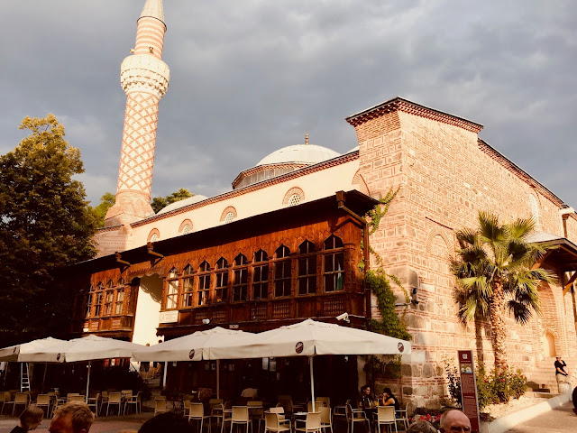 Dzhumaya Mosque (Plovdiv)