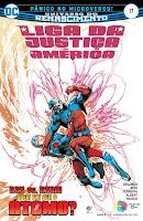 DC Renascimento: Liga da Justiça da América #17