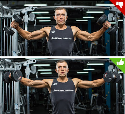 Lateral raise blunders