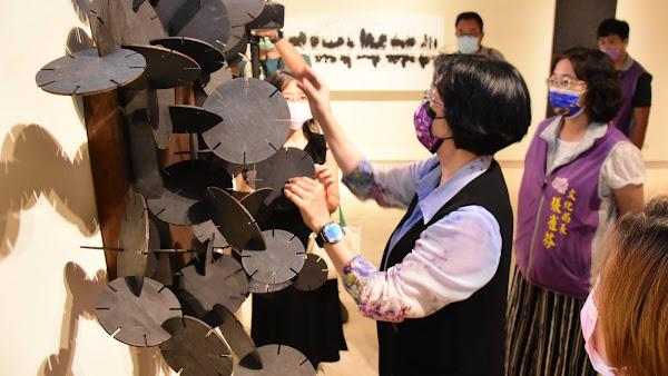 彰化國際藝術節序曲 聆聽風景、字耕農在美術館開展