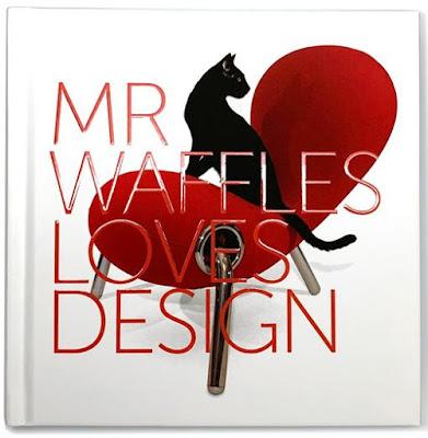image copyright Lisa S. Roberts  Mr. Waffles Loves Design