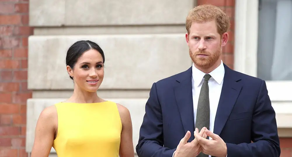 First comment from Harry and Meghan on Prince Philip's death