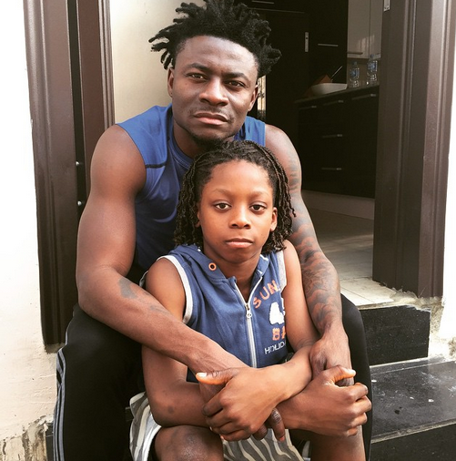 obafemi martins son