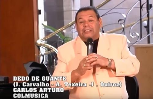 Dedo De Guante   Carlos Arturo Lyrics