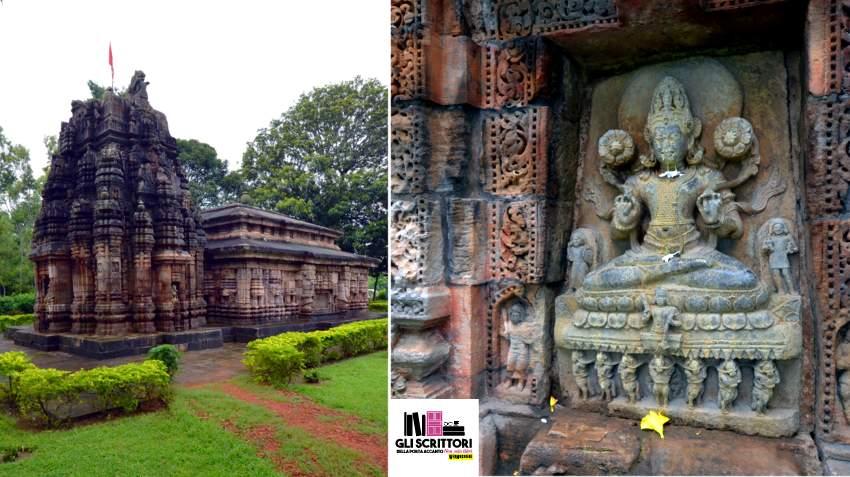 Il tempio Chaurasi Varahi