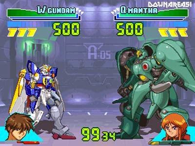 Gundam Battle Assault PS1